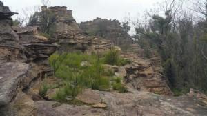 Rocky-outcrops